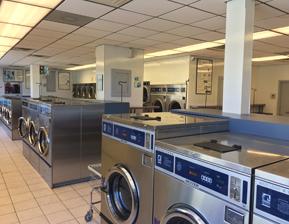 Laundry Inside Block