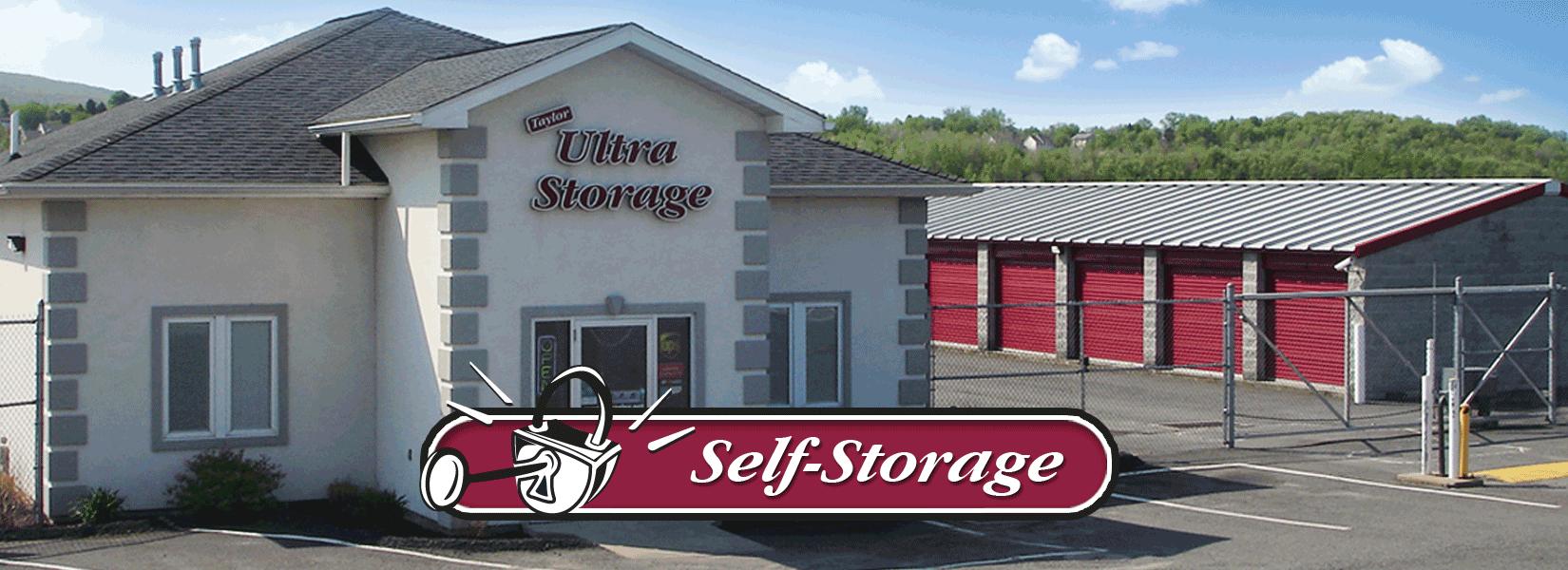 Taylor Ultra Self Storage